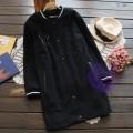 2015年日系優雅棒球風設計外套